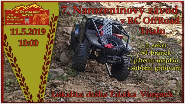 Závody : RC OffRoad Trial