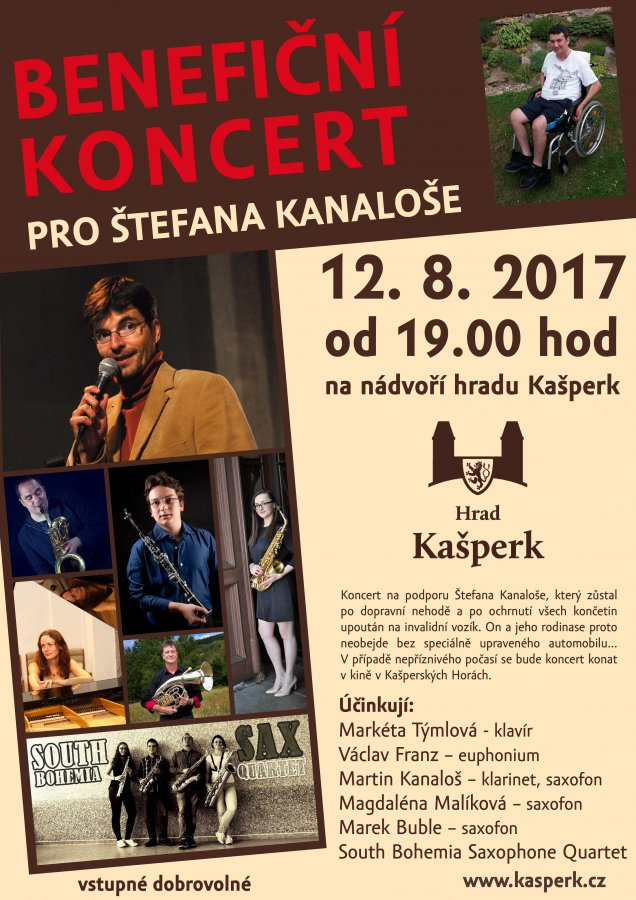 12. 8. benefice kanalos